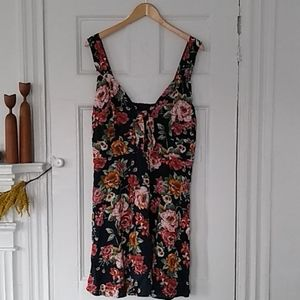 NWT Charlotte Russe floral dress sz 1X